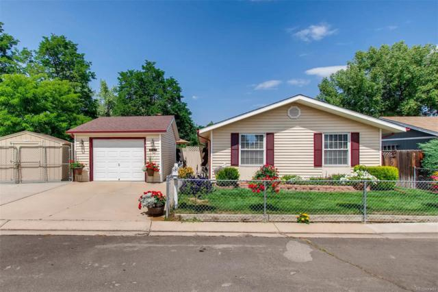 9211 Lamar Street, Westminster, CO 80031 (#2602119) :: The Griffith Home Team