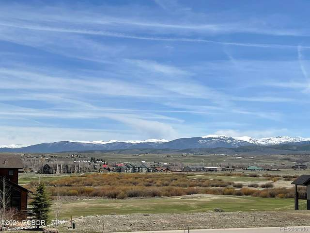 1367 Wildhorse Circle, Granby, CO 80446 (#2603465) :: The DeGrood Team