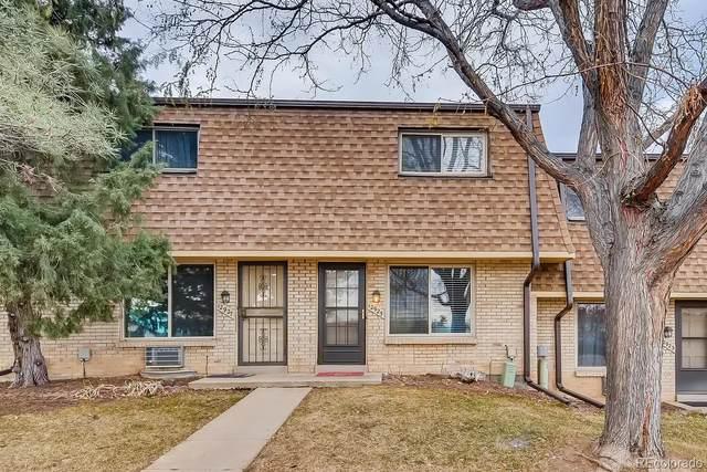 12925 W 20th Avenue, Golden, CO 80401 (MLS #2603521) :: 8z Real Estate