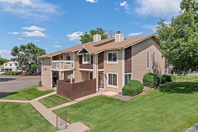8503 Chase Drive #332, Arvada, CO 80003 (MLS #2603575) :: 8z Real Estate