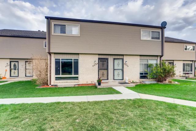 4234 W Pondview Drive, Littleton, CO 80123 (MLS #2603758) :: 8z Real Estate