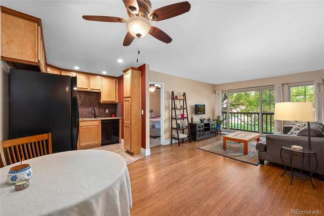 860 W Moorhead Circle 2E, Boulder, CO 80305 (#2603762) :: Real Estate Professionals
