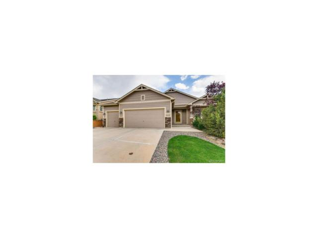 16338 Windy Creek Drive, Monument, CO 80132 (MLS #2603822) :: 8z Real Estate