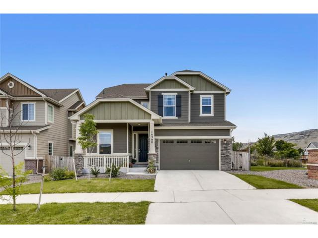 16390 W 62nd Drive, Arvada, CO 80403 (MLS #2604229) :: 8z Real Estate