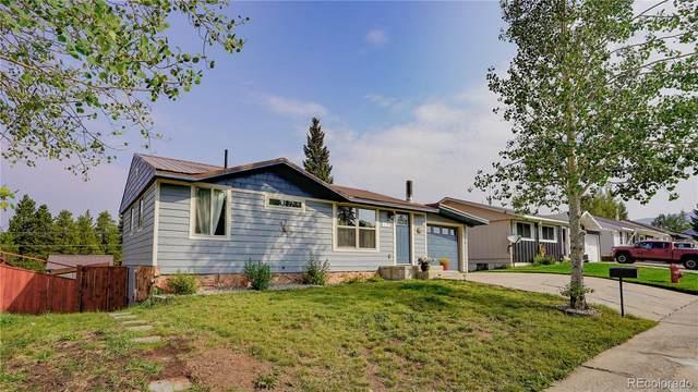 614 W 8th Street, Leadville, CO 80461 (MLS #2604289) :: 8z Real Estate