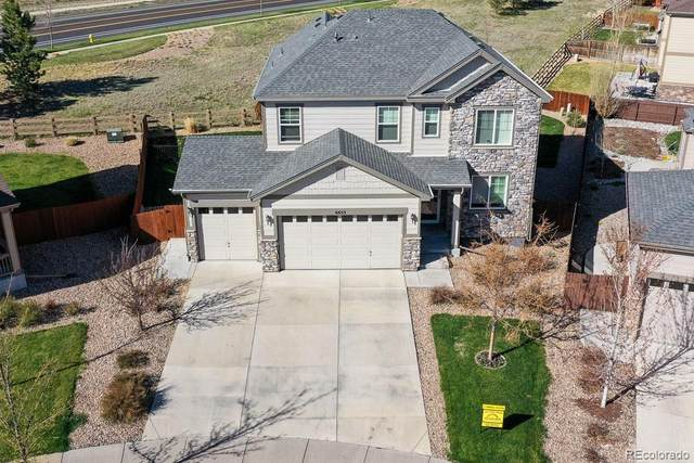 6653 S Kellerman Court, Aurora, CO 80016 (#2604542) :: The Heyl Group at Keller Williams