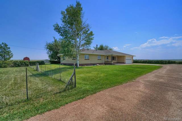3904 S Russellville Road, Franktown, CO 80116 (MLS #2604562) :: 8z Real Estate