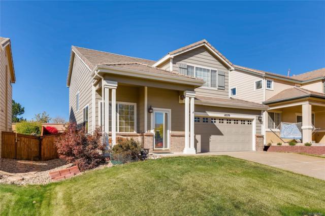 10379 Tracewood Court, Highlands Ranch, CO 80130 (#2604682) :: James Crocker Team