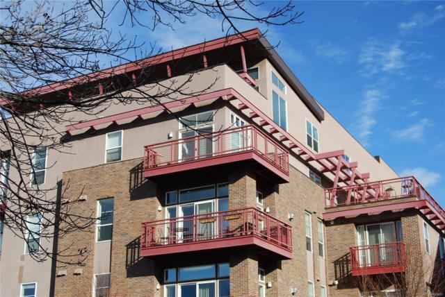 1488 Madison Street #501, Denver, CO 80206 (#2604716) :: Hometrackr Denver