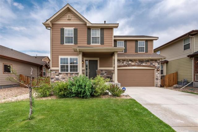16643 E 101st Avenue, Commerce City, CO 80022 (#2604723) :: Wisdom Real Estate