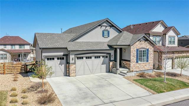 21129 E Saratoga Avenue, Aurora, CO 80015 (MLS #2604902) :: Kittle Real Estate