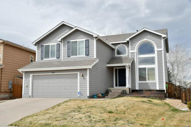 16201 Martingale Drive, Parker, CO 80134 (#2605048) :: The Pete Cook Home Group