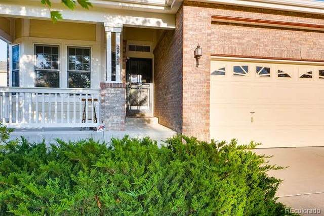 2992 S Jericho Way, Aurora, CO 80013 (#2605055) :: The Heyl Group at Keller Williams
