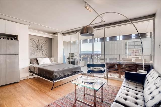 790 Washington Street #1203, Denver, CO 80203 (#2605305) :: Mile High Luxury Real Estate