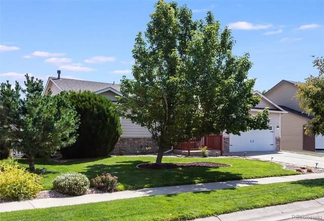 3236 Borrossa Street, Evans, CO 80634 (MLS #2605375) :: 8z Real Estate