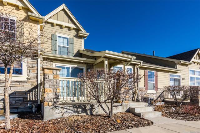 838 Stony Mesa Place, Castle Rock, CO 80108 (MLS #2605460) :: Kittle Real Estate