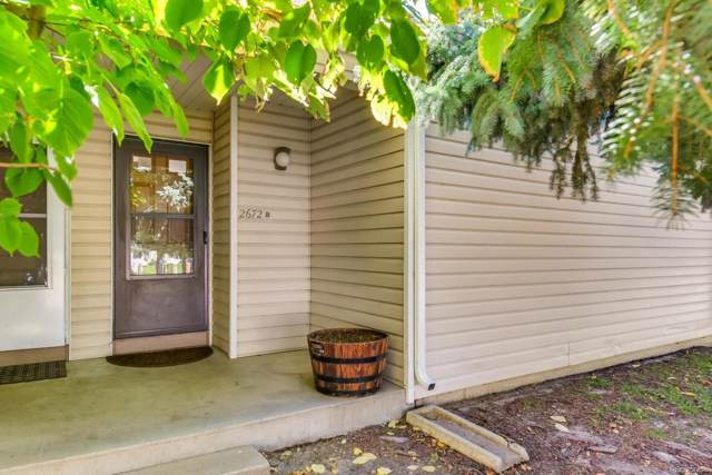 2672 S Xanadu Way B, Aurora, CO 80014 (MLS #2605507) :: 8z Real Estate