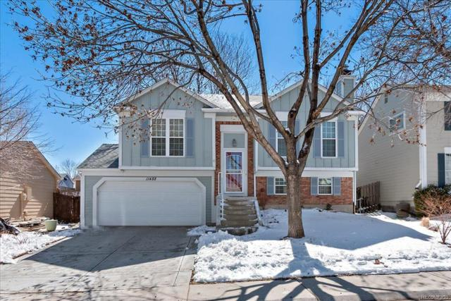 11488 W 105th Way, Westminster, CO 80021 (MLS #2605786) :: Kittle Real Estate