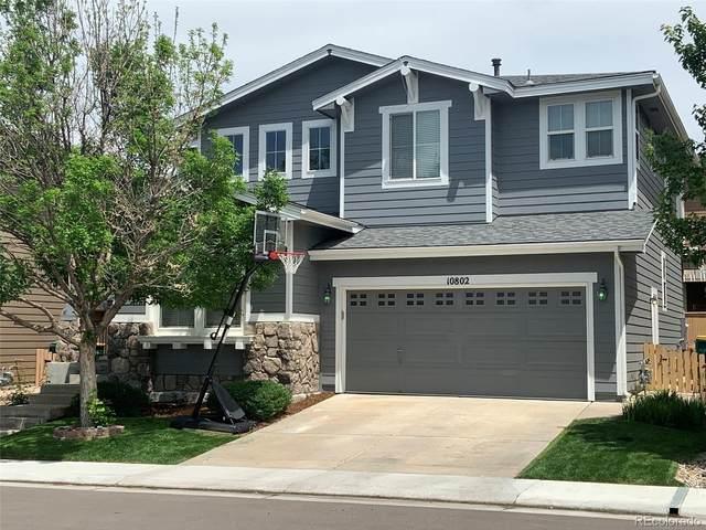 10802 Cedar Brook Street, Highlands Ranch, CO 80126 (#2605802) :: The HomeSmiths Team - Keller Williams