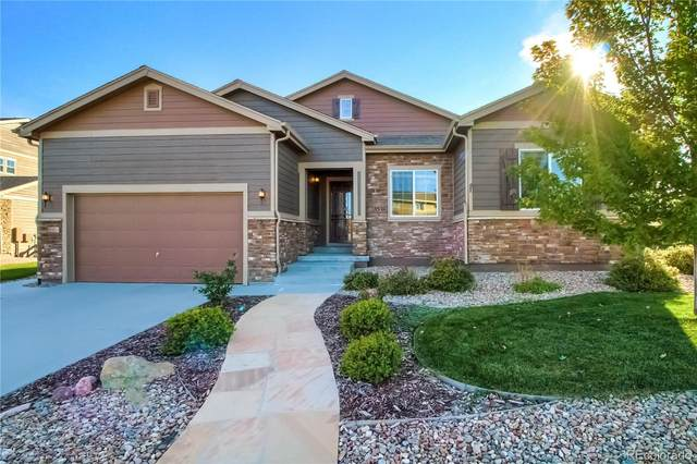 3538 Tailfeather Way, Castle Rock, CO 80108 (#2605886) :: The Gilbert Group