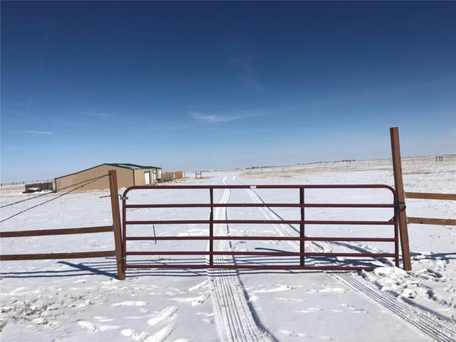 5995 N Yoder Road, Yoder, CO 80864 (MLS #2606464) :: 8z Real Estate