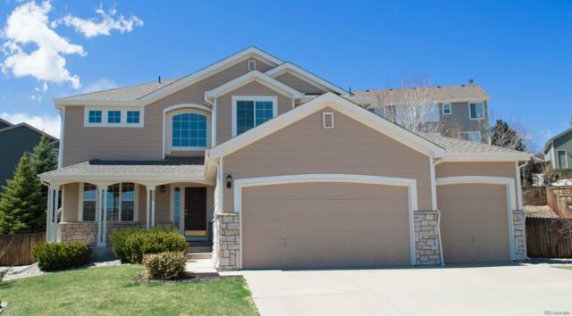 8229 Cottongrass Court, Castle Pines, CO 80108 (#2606743) :: HomeSmart Realty Group