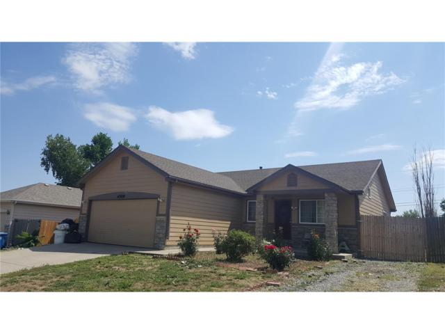 6588 E 76th Place, Commerce City, CO 80022 (#2607306) :: The Peak Properties Group