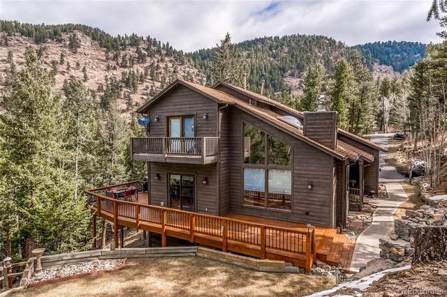 654 Stagecoach Boulevard, Evergreen, CO 80439 (#2607413) :: Wisdom Real Estate