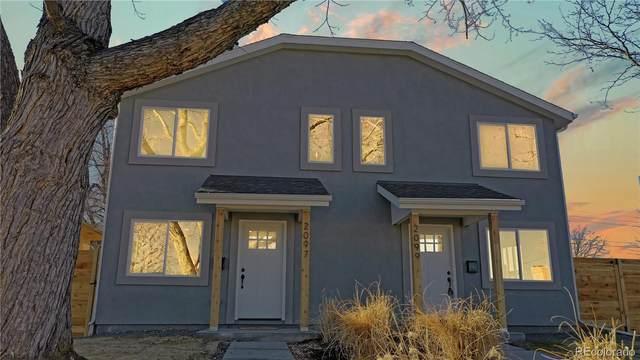 2099 Marshall Street, Edgewater, CO 80214 (#2607519) :: Berkshire Hathaway HomeServices Innovative Real Estate