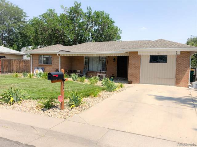 340 Harlan Street, Lakewood, CO 80226 (#2607530) :: Colorado Home Finder Realty