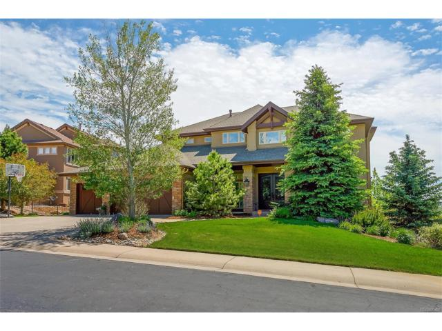 1073 Buffalo Ridge Road, Castle Pines, CO 80108 (#2607792) :: The Thayer Group