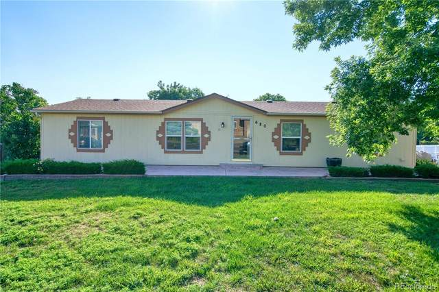 680 Lupine Street, Golden, CO 80401 (MLS #2607814) :: Clare Day with Keller Williams Advantage Realty LLC