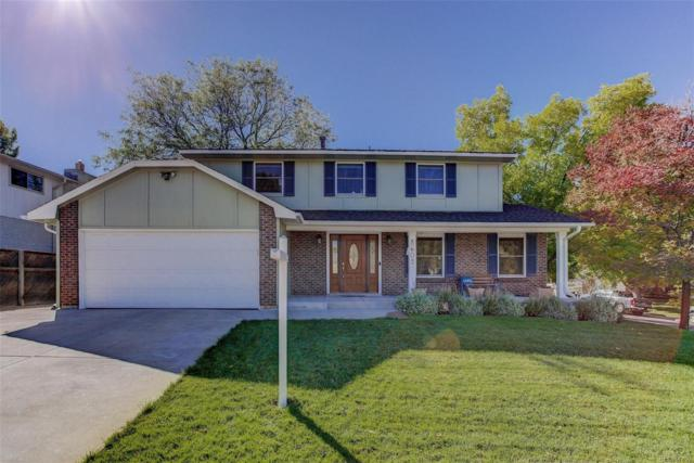 8602 E Mansfield Avenue, Denver, CO 80237 (MLS #2607823) :: Kittle Real Estate