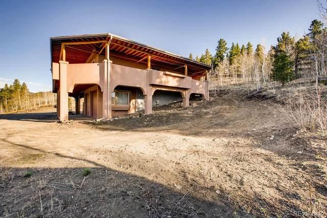 1321 Apex Valley Road, Black Hawk, CO 80422 (MLS #2607923) :: Kittle Real Estate