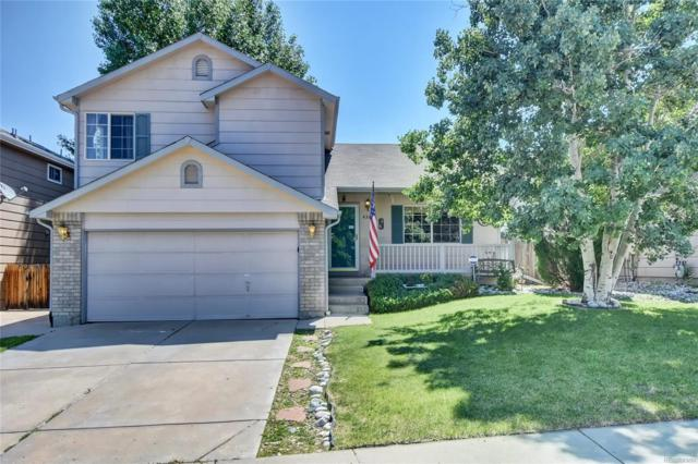 4366 S Gibraltar Street, Centennial, CO 80015 (#2608060) :: Structure CO Group