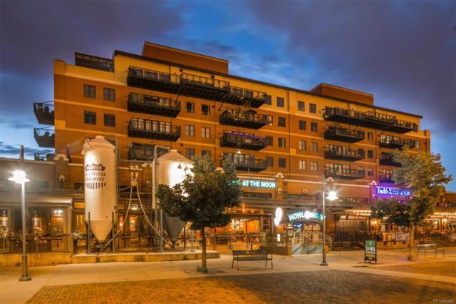 1735 19th Street 4C/D, Denver, CO 80202 (#2608177) :: milehimodern