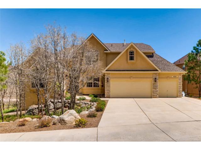 485 Paisley Drive, Colorado Springs, CO 80906 (MLS #2608355) :: 8z Real Estate