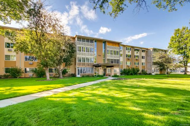 750 S Clinton Street 6B, Denver, CO 80247 (#2608585) :: Wisdom Real Estate
