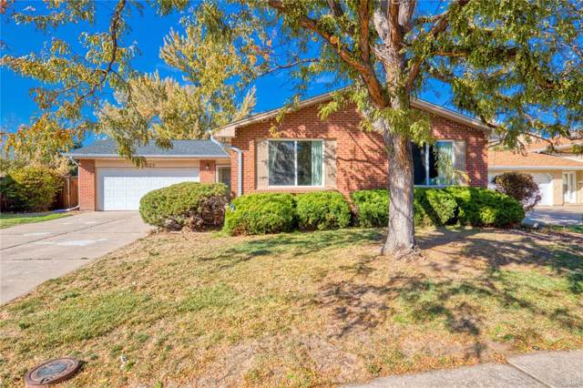 8859 W Fremont Avenue, Littleton, CO 80128 (MLS #2609046) :: 8z Real Estate