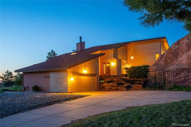 10769 Cougar Run, Littleton, CO 80125 (#2609276) :: Re/Max Structure