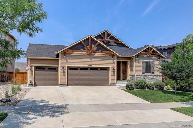 11405 Lovage Way, Parker, CO 80134 (#2609383) :: Berkshire Hathaway HomeServices Innovative Real Estate