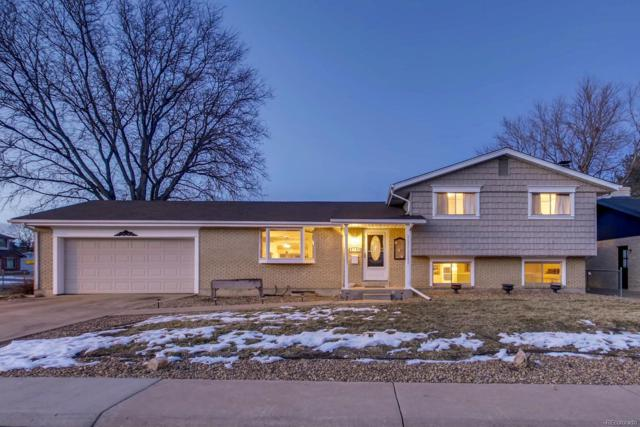 4791 W Tufts Avenue, Denver, CO 80236 (#2609895) :: The HomeSmiths Team - Keller Williams