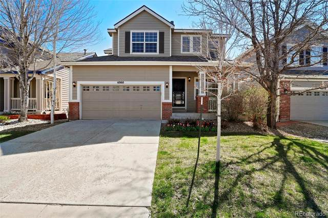 6060 S Yampa Street, Aurora, CO 80016 (#2610453) :: The DeGrood Team