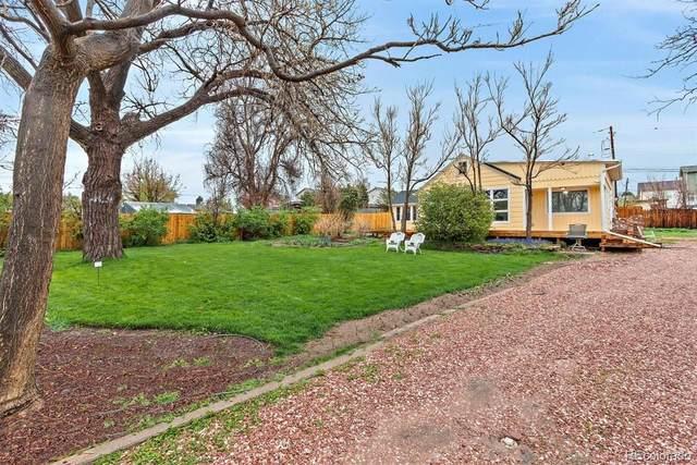 2445 & 2455 W Dartmouth Avenue, Denver, CO 80236 (#2610606) :: Berkshire Hathaway HomeServices Innovative Real Estate
