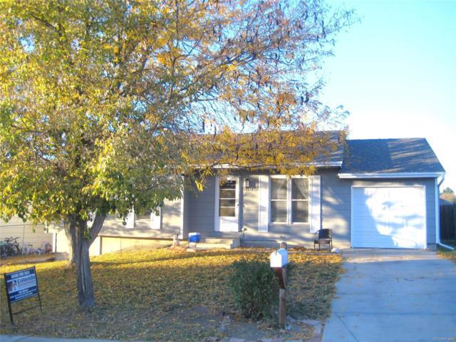16637 E Arkansas Drive, Aurora, CO 80017 (MLS #2610768) :: 8z Real Estate
