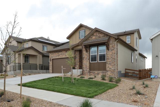 18905 W 93rd Avenue, Arvada, CO 80007 (#2610892) :: House Hunters Colorado