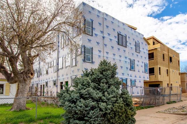 3368 S Pearl Street B, Englewood, CO 80113 (#2610909) :: Mile High Luxury Real Estate