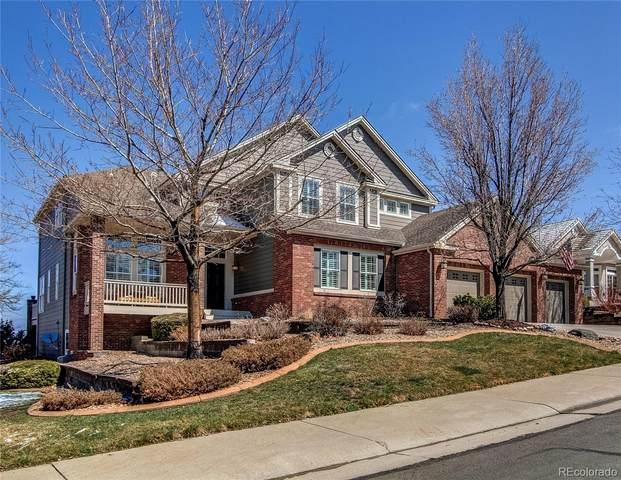 5177 Bear Paw Drive, Castle Rock, CO 80109 (MLS #2611009) :: Kittle Real Estate