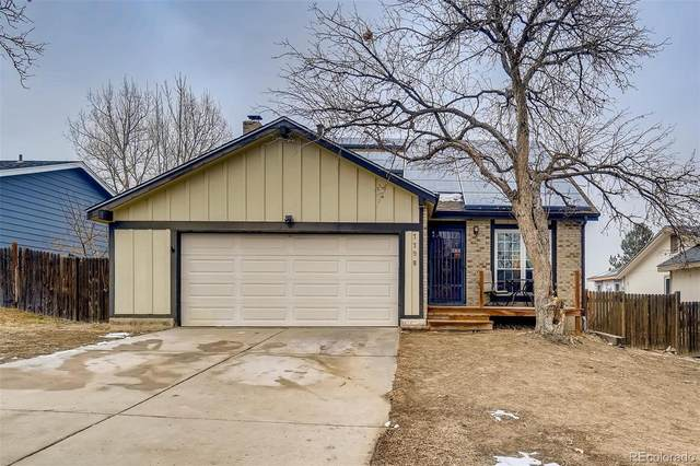 7798 Club Crest Drive, Arvada, CO 80005 (#2611795) :: The Dixon Group