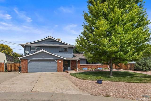 5956 Newcombe Court, Arvada, CO 80004 (#2611942) :: The DeGrood Team